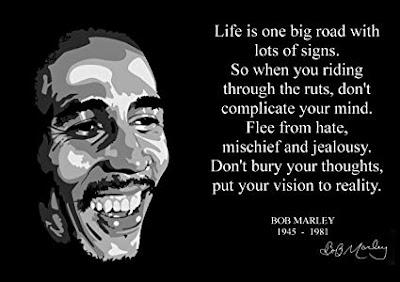Inspirational Bob Marley Quotes
