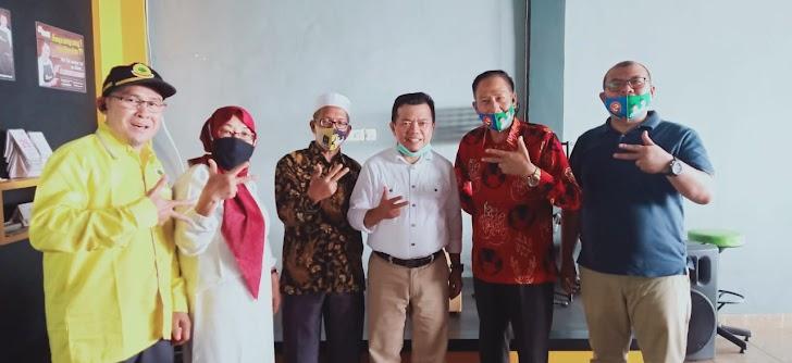 Semangatnya Tim Koalisi Partai Haris-Sani Bungo, PKS Ingatkan Kadernya Tidak Membelot