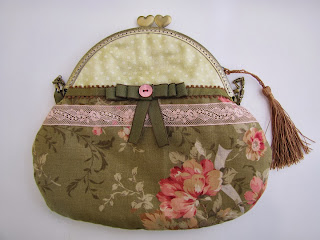 costura, bolso vintage, boquilla, couture, purse, bourse, sewing