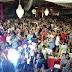 Baile municipal de Belo Jardim, foi um sucesso