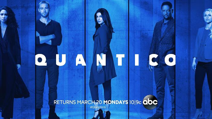Quantico - Episode 2.14 - Promo, Key Art & Interviews