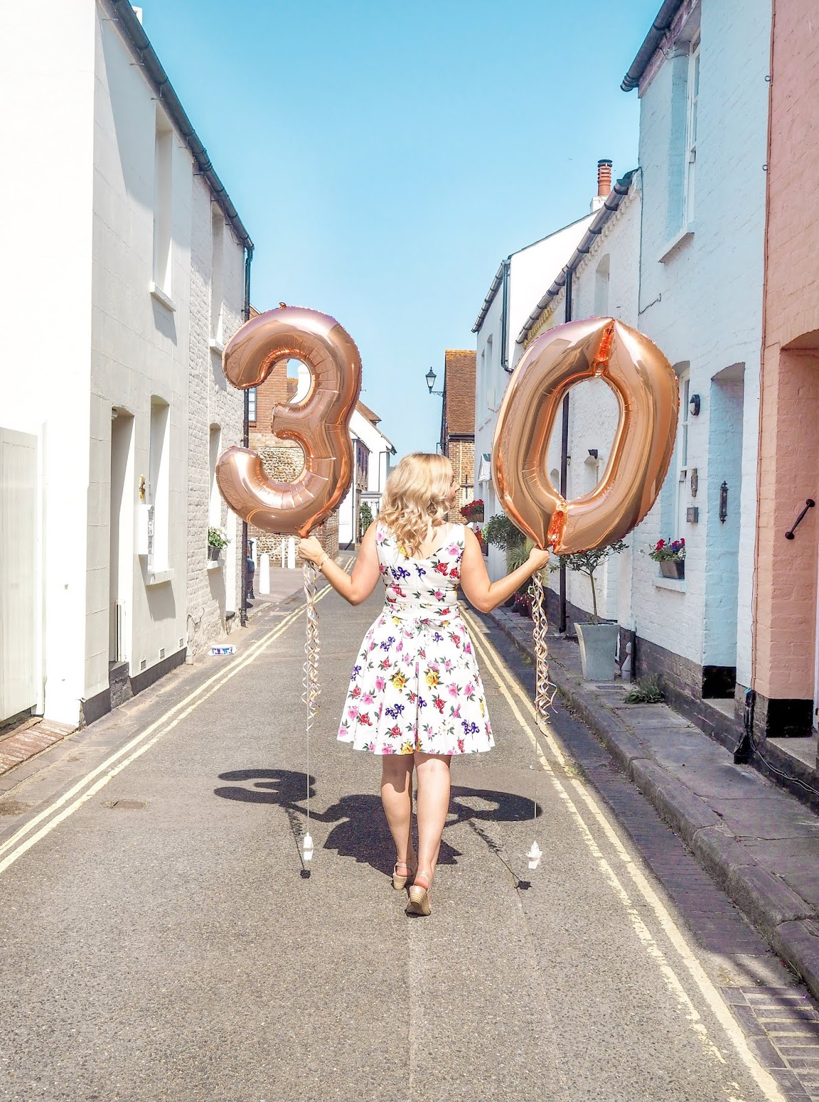 My Feelings On Turning 30, Katie Kirk Loves, UK Blogger, 30th Birthday, 30 Flirty and Thriving, UK Fashion Blogger, UK Lifestyle Blogger, Turning 30 In Style, Over 30s Fashion, 30 and Fabulous, Milestone Birthday, Party Blogger, Vintage Tea Dress