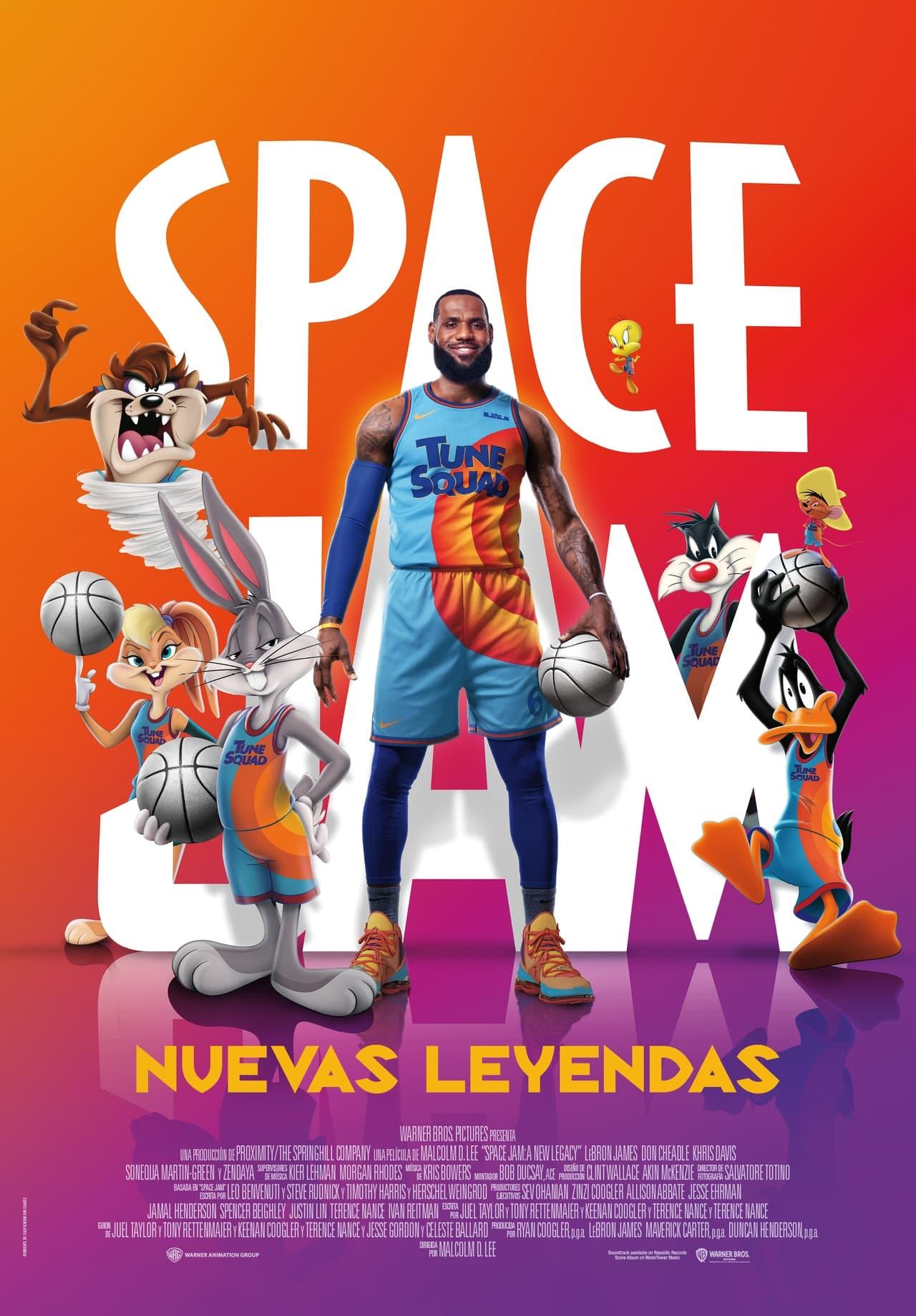 SPACE JAM: UNA NUEVA ERA (2021) HMAX WEB-DL 1080P HD MKV ESPAÑOL LATINO