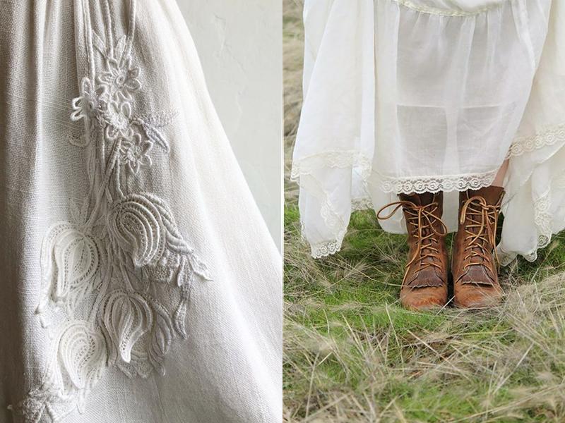 Как стирать льняную одежду, чтобы сохранить цвет и первозданный внешний вид