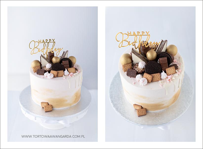 drip cake na zamówienie warszawa
