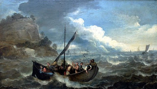 Catholic Daily Reading + Reflection (Homily), Sunday, 20 June 2021 - Jesus Rules The Waves Of The Sea