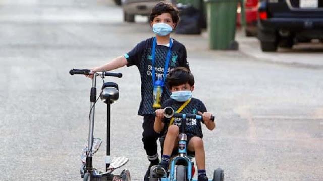 Corona virus cases in Saudi Arabia on 5th October 2020 - Saudi-Expatriates.com-min