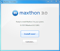 تحميل   Maxthon Browser