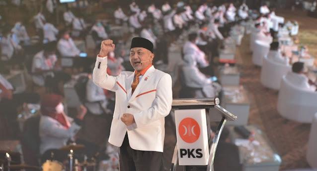 Presiden PKS: Pemimpin yang Buta Visi Kebangsaan, Pancasila Jadi Alat Kekuasaan