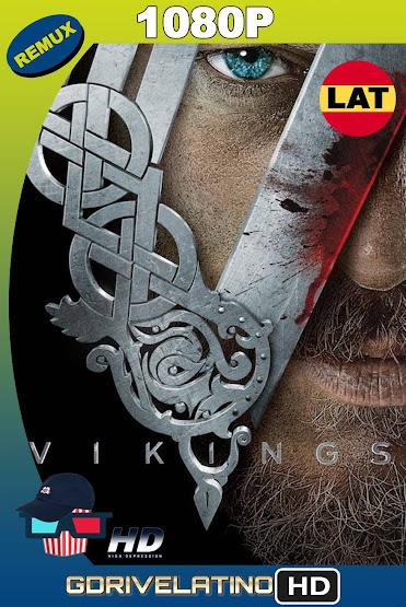 Vikingos (2013) Temporada 01-05 BDRemux 1080p Latino-Ingles MKV