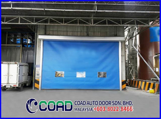 COAD Auto Door Malaysia, COAD Malaysia, High Speed Door Malaysia, Industry Automatic Door Malaysia, Price Rapid Door, Roll-up Door Malaysia, Sell Rapid Door,