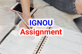 ignou online assignment submit kaise kare