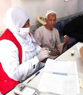 محافظ أسوان يؤكد على توفير الرعاية الصحية للمواطنين بالمناطق النائية وقرى حياة كريمة