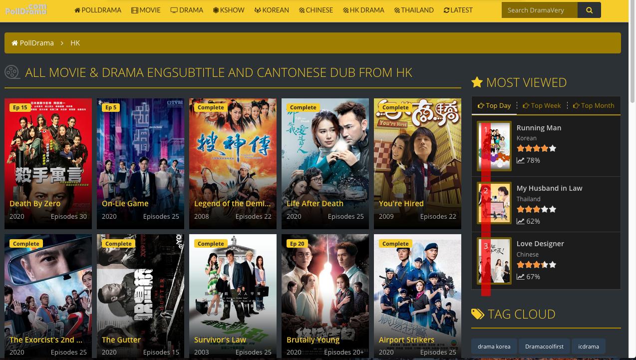 Whatdrama Watch HK Drama Online