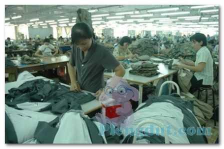 industri merupakan sektor ekonomi formal