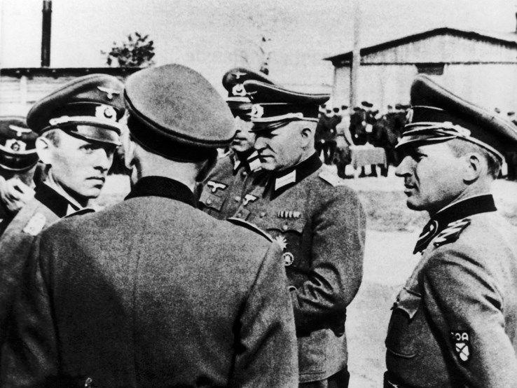 Wehrmacht Spymaster