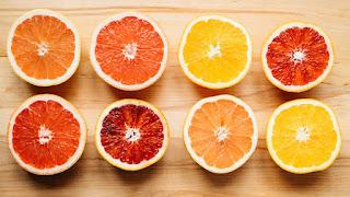 Benefits of orange fruits