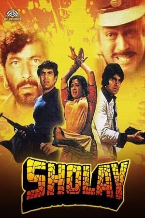 Download Sholay (1975) Hindi Movie 480p | 720p | 1080p WEB-DL 500MB | 1.6GB