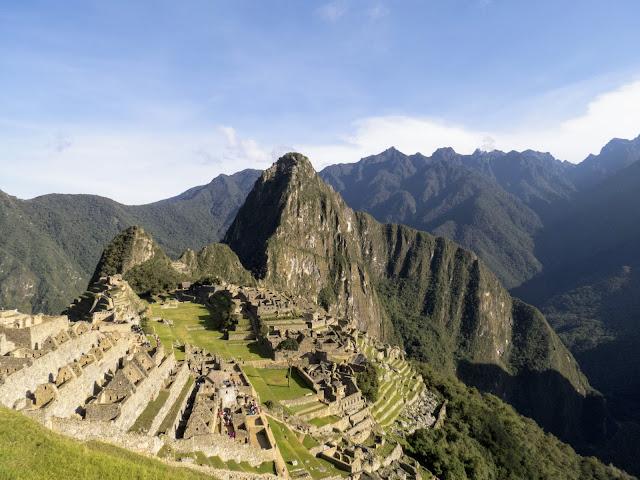 Machu Picchu Photos: Iconic Machu Picchu image featuring Huayna Picchu