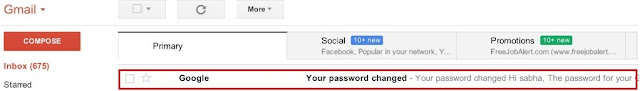 gmail email account ka password kaise badlte hai? step-8 -newzankari.com