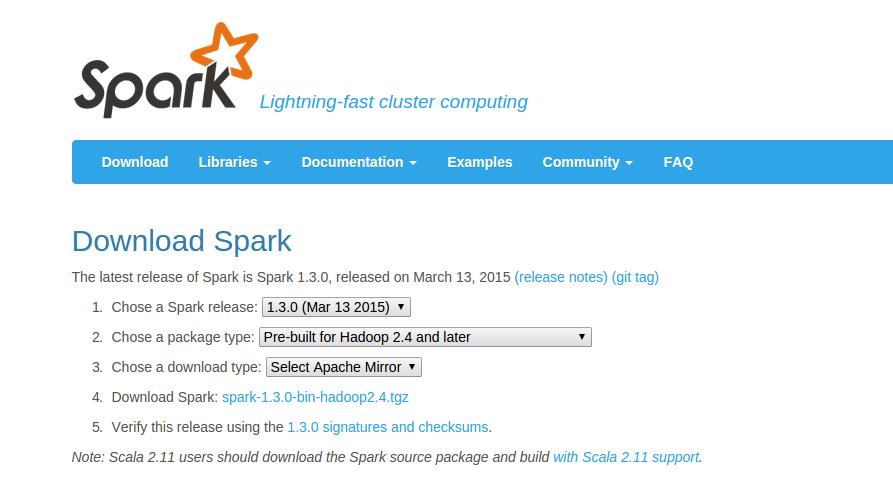 BigData - Cài đặt Apache Spark trên Ubuntu 14.04