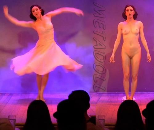 Nude Performance