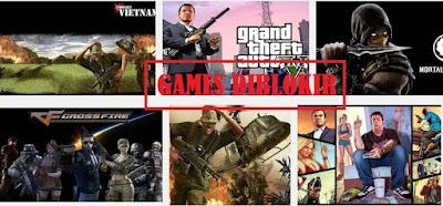 daftar nama games online diblokir