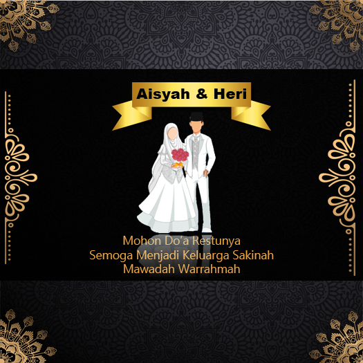 FREE Download File PPT Undangan Digital Animasi Pernikahan ...
