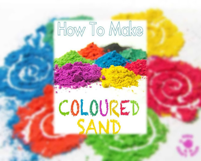 How To Create Creativity With Craft Sand