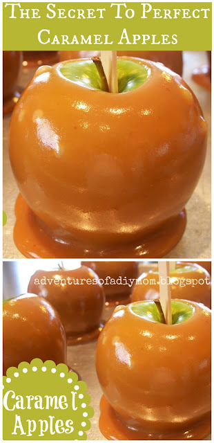 Tips for Homemade Caramel Apples