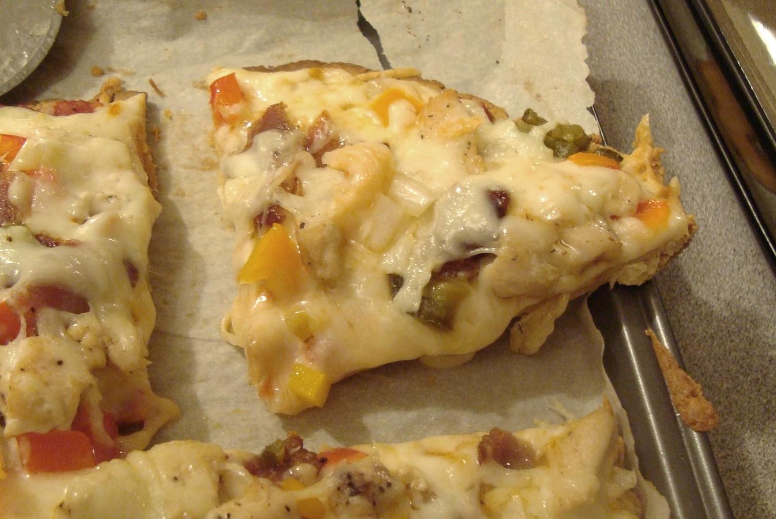 Paleo Almond Flour Pizza Ditch The Wheat
