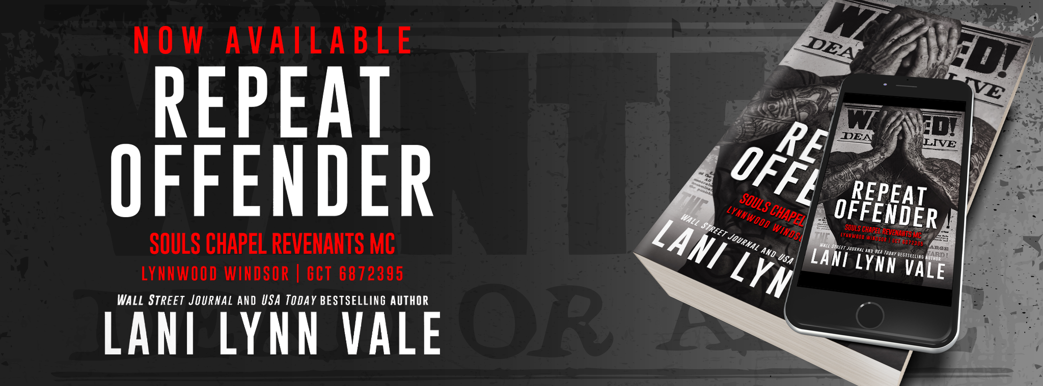 Repeat Offender by Lani Lynn Vale