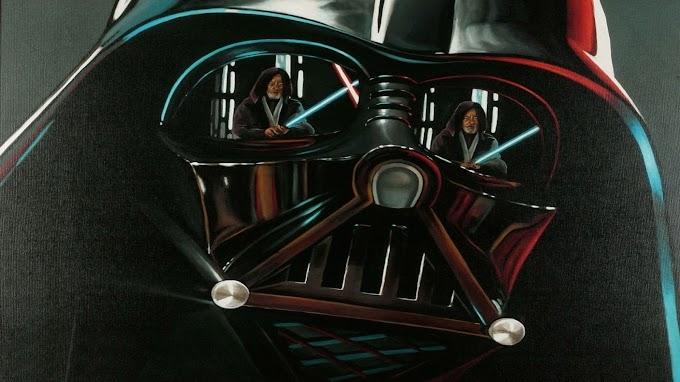 Vintage Vader vs Obi - Wan Kenobi