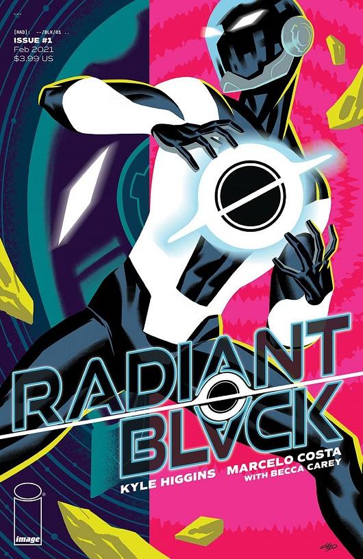 Cover of Radiant Black #1