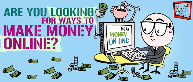 Fast Easy Ways To Make Money Online  #Infographic