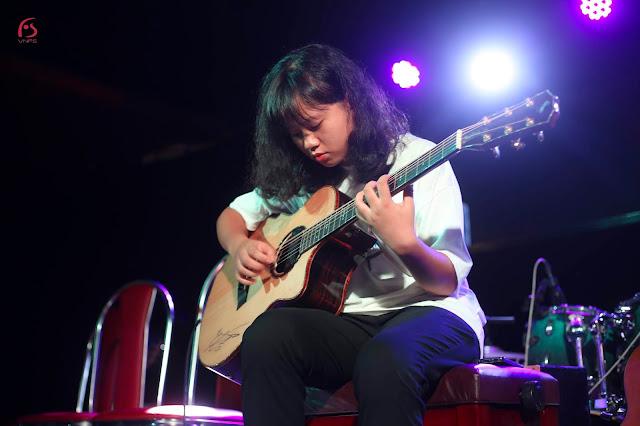 Đêm nhạc thăng hoa của Guitar FingerStyle đã được tổ chức tại Huế