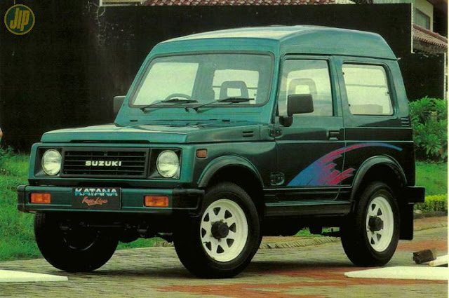 Suzuki Katana,