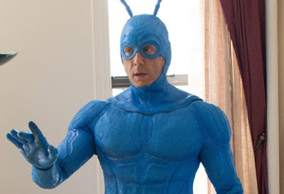 Amazon The Tick 2017 live action TV series