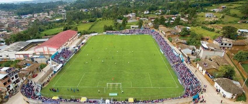 Club Llacuabamba jugará en el estadio Germán Contreras de Cajabamba