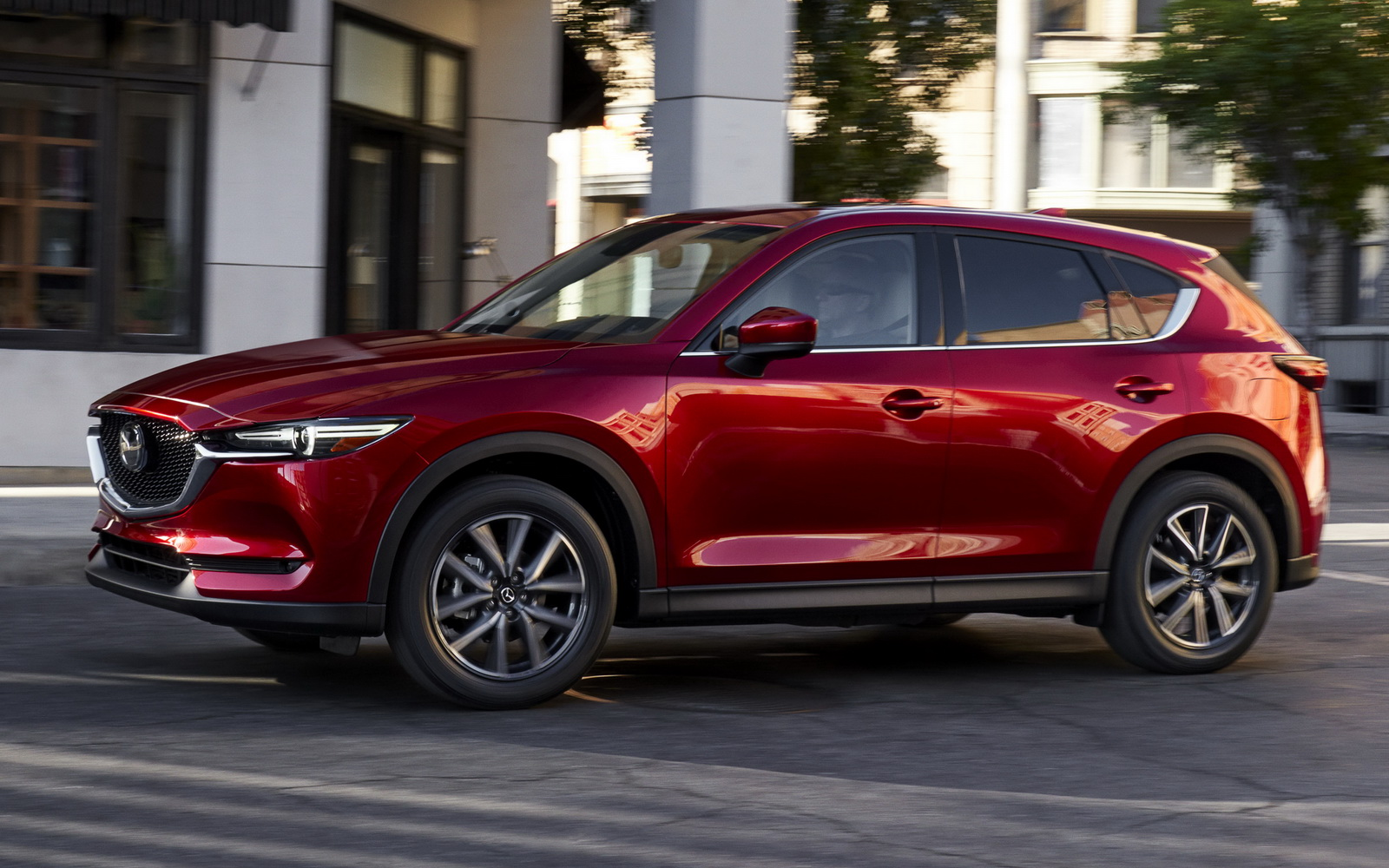 2018 mazda cx 5 gets cylinder deactivation and more. Black Bedroom Furniture Sets. Home Design Ideas