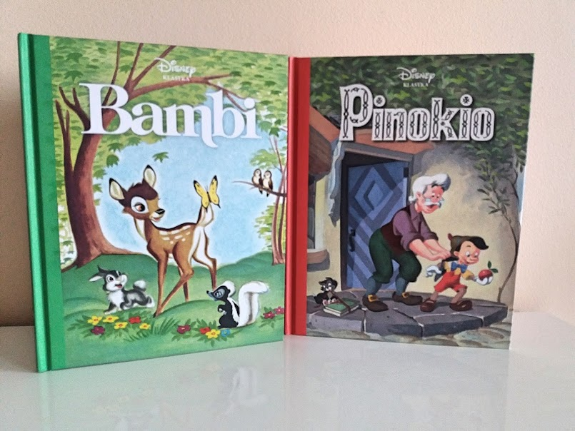 """Wznowienie bajek Disneya: """"Bambi"""" i """"Pinokio"""""""