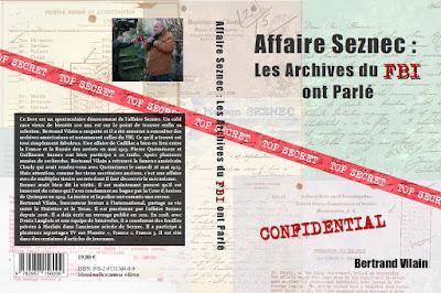 Bertrand Vilain Affaire Seznec : les archives du FBI ont parlé