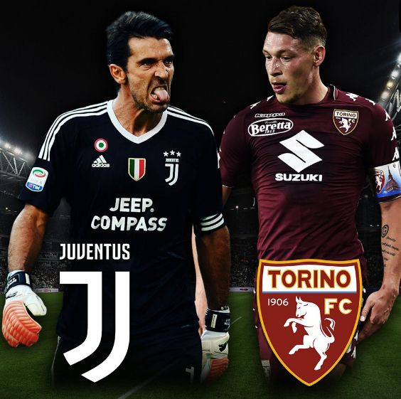 DIRETTA JUVENTUS-Torino Rojadirecta Video: dove vederla Streaming e in TV stasera 23 settembre 2017