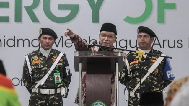 Said Aqil Siroj: Demi NU, Kita Harus Tolak Omnibus Law UU Cipta Kerja!