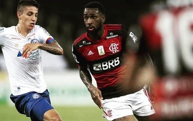 Após laudo negando racismo contra jogador do Flamengo, Ramirez será reintegrado