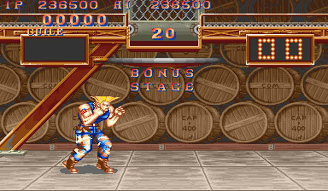 Street Fighter II Turbo - Hyper Fighting screenshot 1