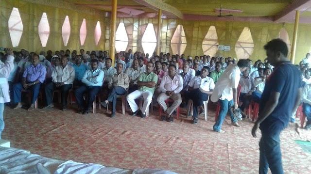 आजाद अध्यापक शिक्षक संघ का रीवा संभागीय सम्मेलन | AZAD ADHYAPAK SHIKSHAK SANGH