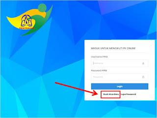 Registrasi akun ppkb gpai