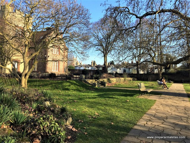 lugares bonitos que ver en Canterbury