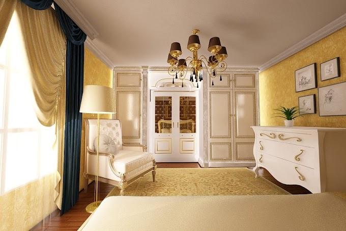 Design interior dormitor casa stil clasic Bucuresti - Amenajari Interioare
